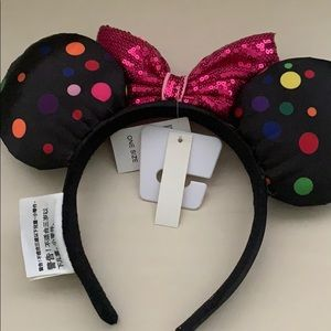 Disney Accessories - Authentic Disney Parks Minnie Ears